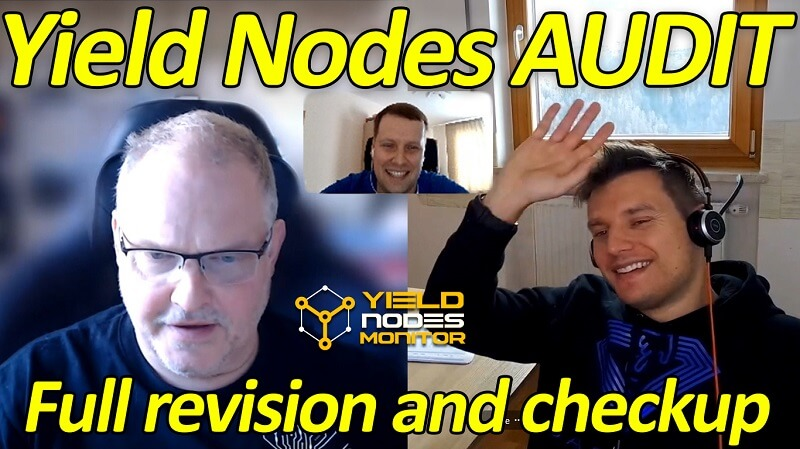 Yield Nodes Full Audit