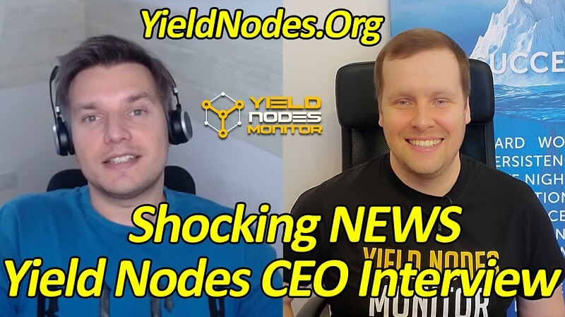 Yield Nodes CEO Steve Hoermann Video Interview